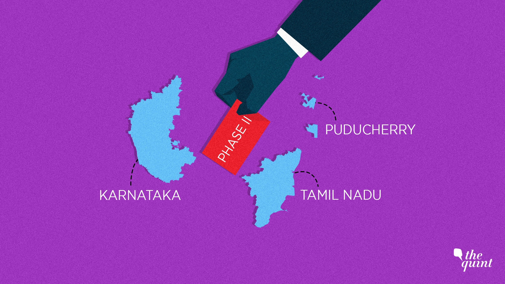 QChennai: Temple Stampede Kills 7; Repolling Advised in 10 Booths
