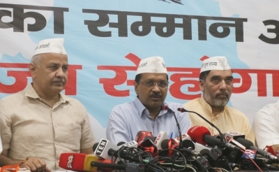 2019 election is to save democracy, Constitution: Kejriwal