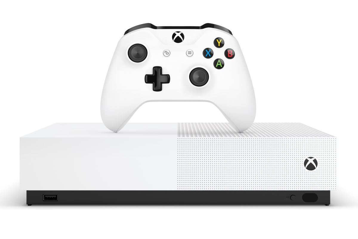 Microsoft Unveils the Disc-Free Xbox One S Console for Rs 17,670