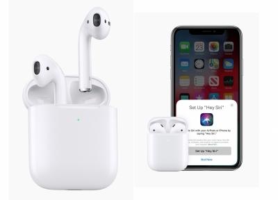 Apple AirPods 2: Wireless experience just got better