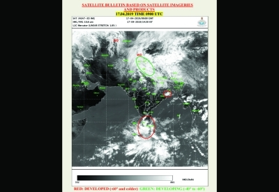 Temperatures in Himachal fall with widespread rains