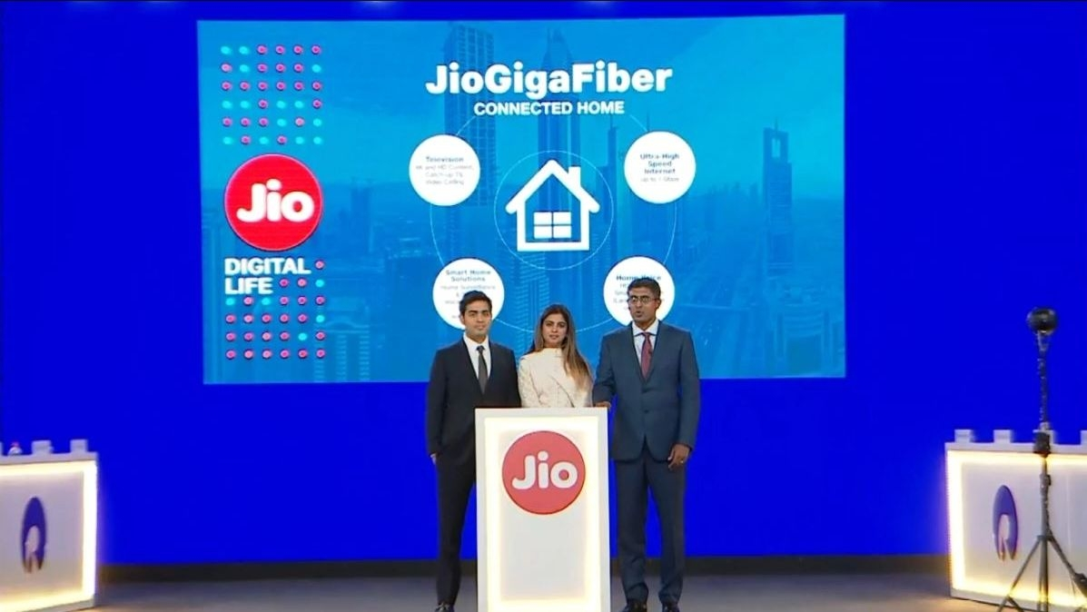 Reliance Jio's Bundled TV & Broadband Service Costs Revealed