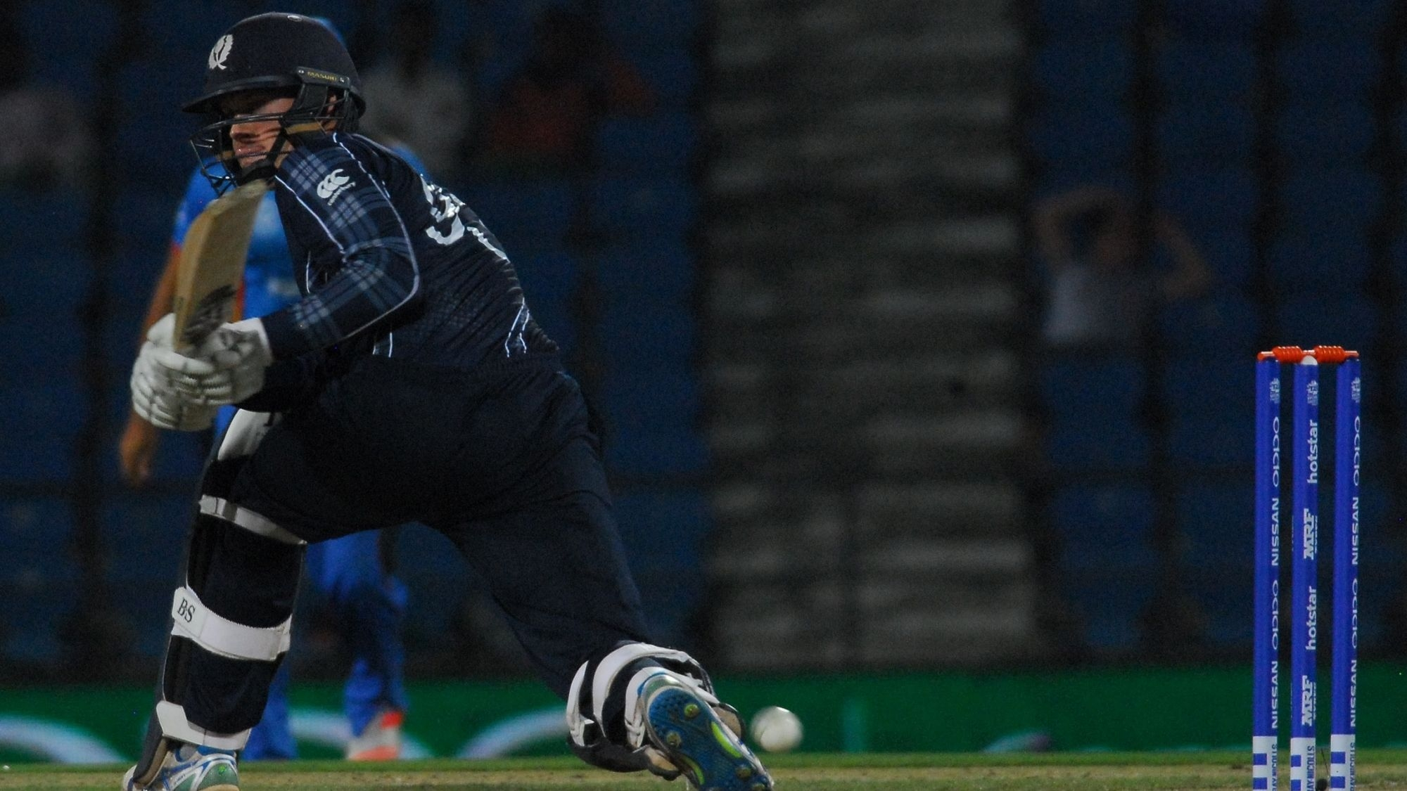 Scotland Batsman Blasts 25-ball Hundred and 6 Sixes in an Over
