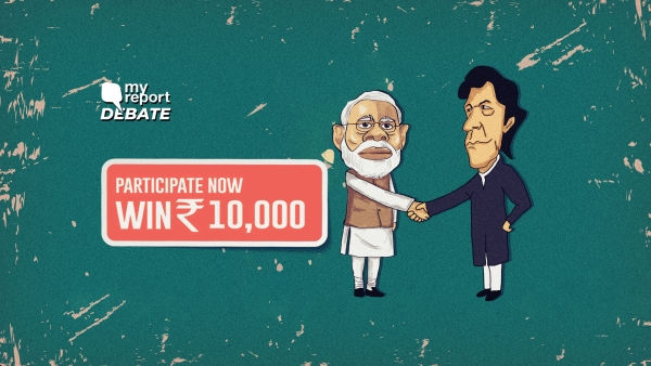 What is the best way to improve India's relation with Pakistan? Voice your opinion. Submit your essay now, and you can win Rs 10,000.