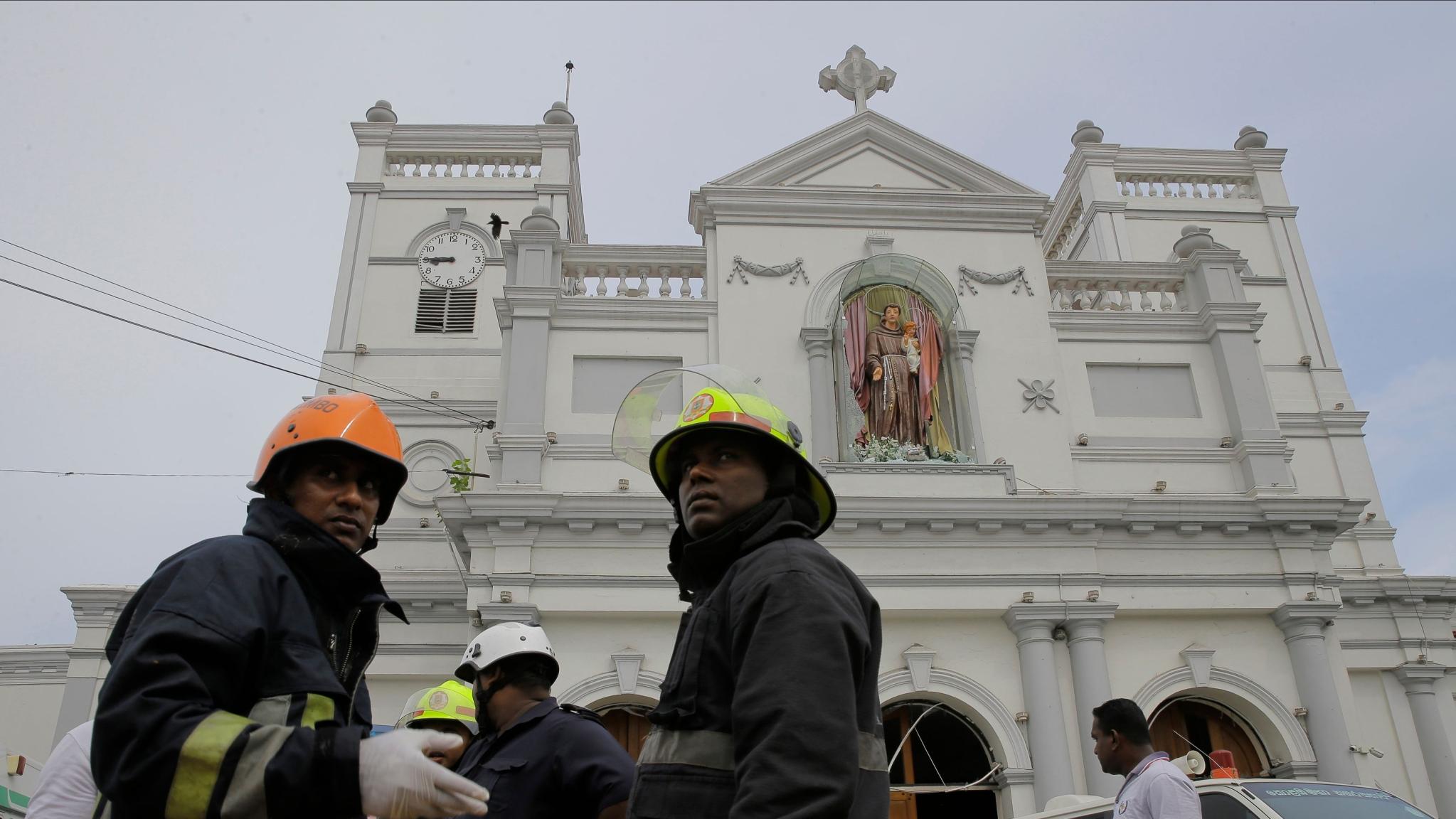 India Shared Info on Attack, Sri Lanka PM Admits Govt Had Warning