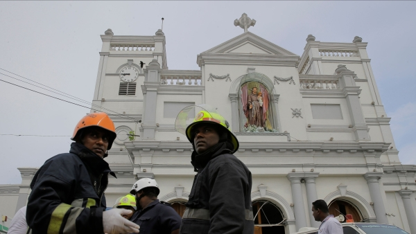 India Shared Info on Attack, Sri Lanka PM Admits Govt Had Warning
