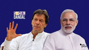 Imran Khan said he would favour Narendra Modi as PM for the second term.