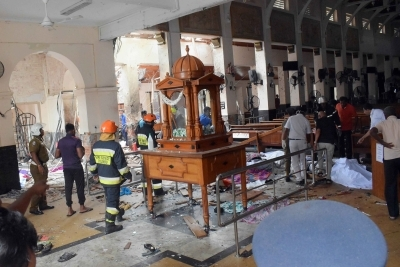 Indian becomes 3rd Dubai expat killed in SL blasts