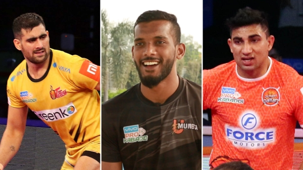 Rahul Chaudhari, Siddharth Desai and Nitin Tomar were among the most expensive players on Day 1 of the Pro Kabaddi 2019 auction.