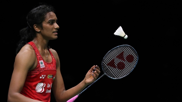 Sindhu took just 33 minutes to get the better of Indonesia's Choirunnisa in a one-sided women's singles match.