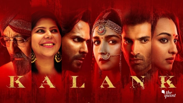 RJ Stutee reviews 'Kalank'.