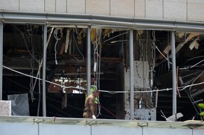 13 arrested for deadly Sri Lankan bombing