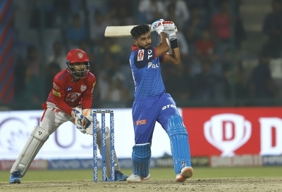 Dhawan, Iyer lead show as DC beat KXIP by 5 wickets