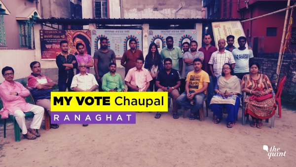 The Quint's election chaupal travelled to the Ranaghat constituency in the Nadia district of Bengal- a border district with Bangladesh.