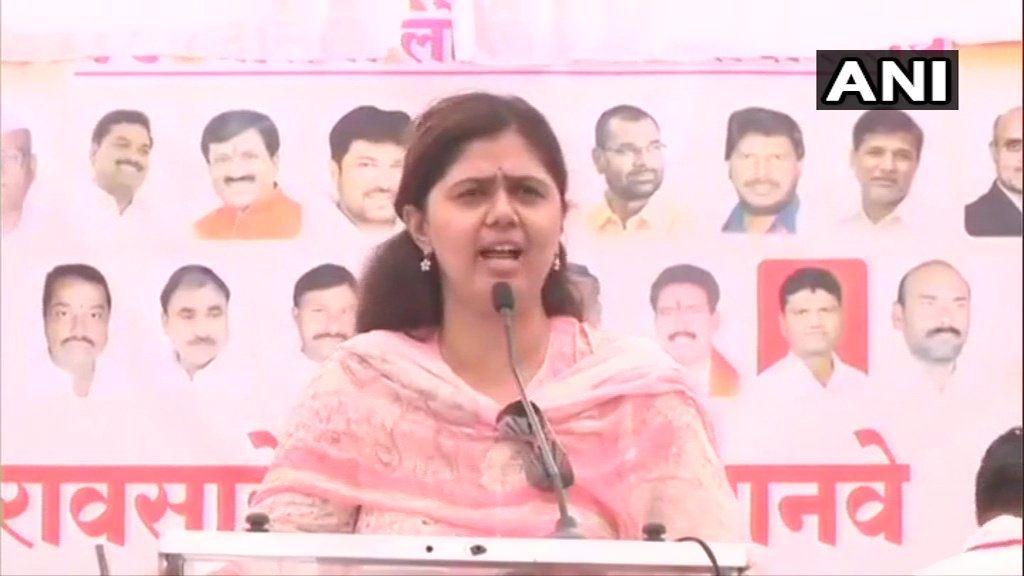 Should've Attached Bomb to Rahul Gandhi: Minister Pankaja Munde
