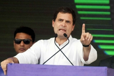 Congress supports competitive banking sector: Rahul