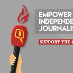 <b>The Quint</b> has launched a support programme for some of our initiatives.