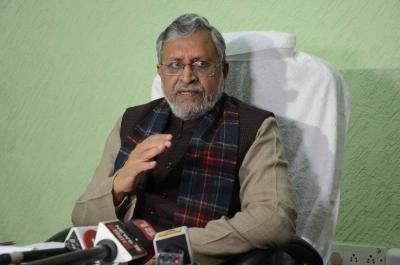 Sushil Modi files defamation case against Rahul