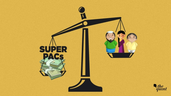 Guess what? Even as America tries to rid itself of super PACs, India has imported the idea.