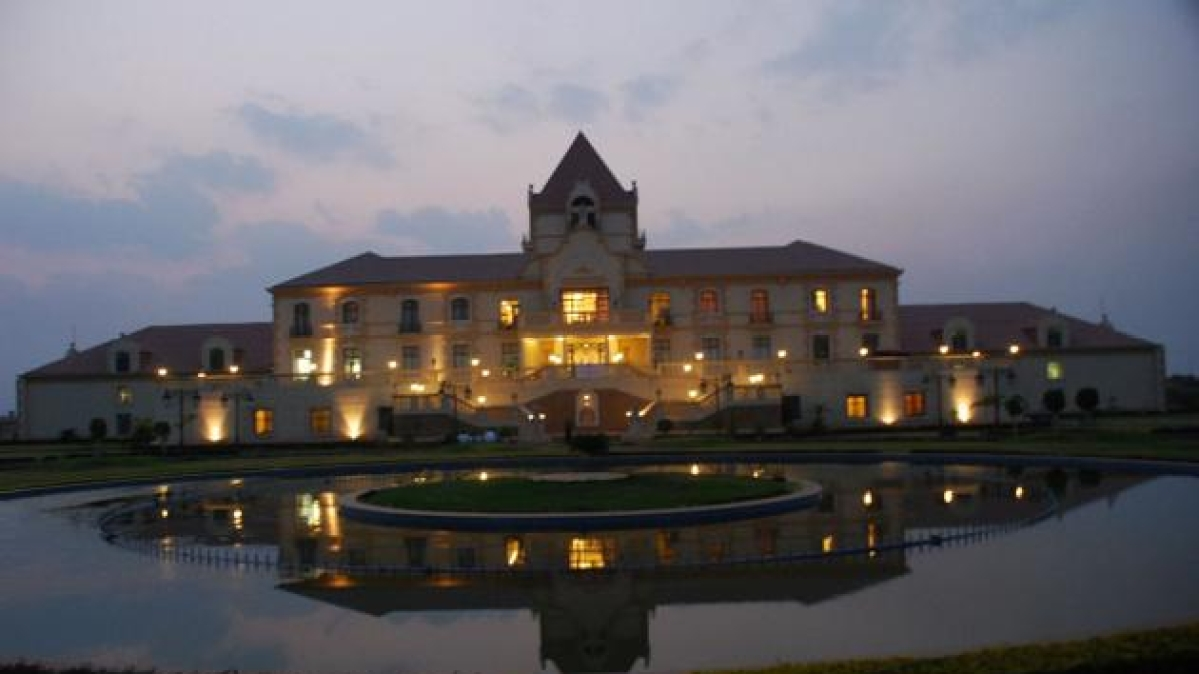 The Royal stay at Four Seasons Vineyard, Pune