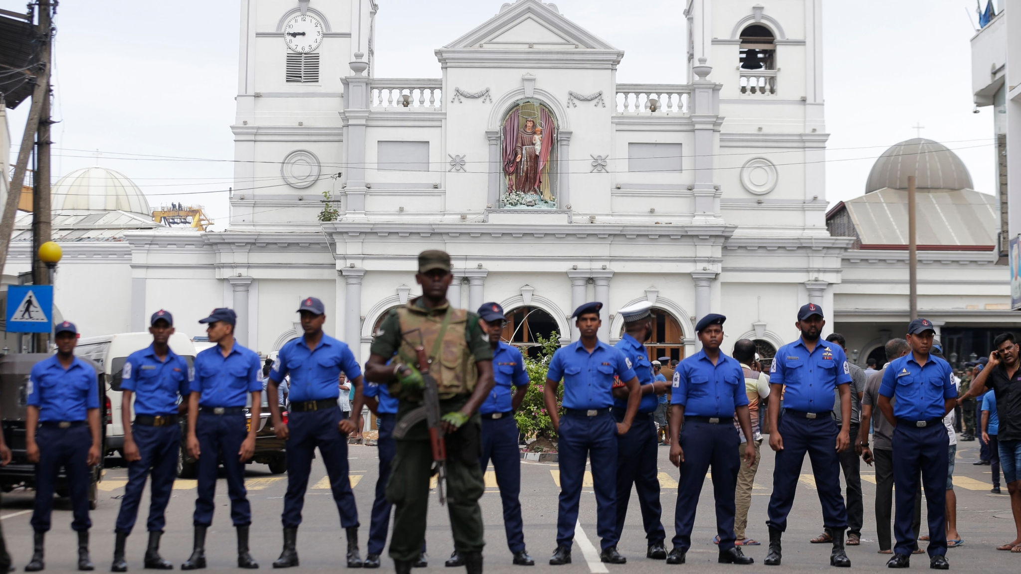 Sri Lanka Blocks All Social Media After Easter Sunday Bombings