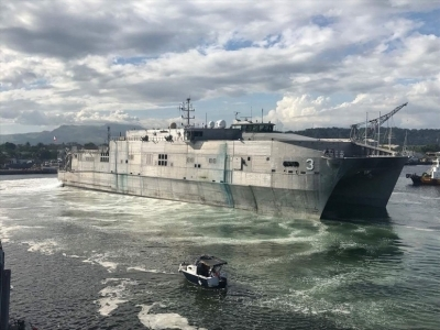 US-Sri Lanka naval exercise at port managed by China