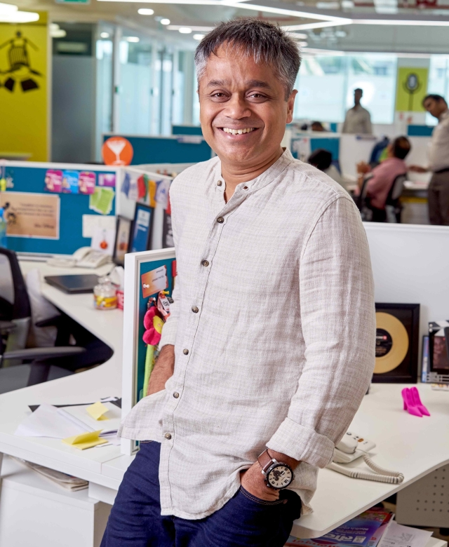 There will always be a China lens to a script, says Ajit Andhare, COO, Viacom 18 Studios.
