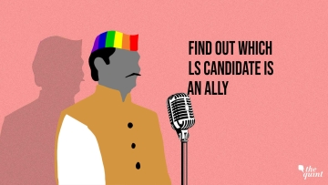 Find out which Lok Sabha Candidate supports queer issues.