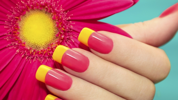 Nail the nail colour trend