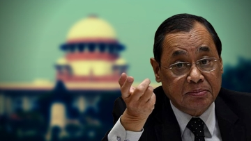 A woman has alleged that CJI Gogoi had made sexual advances on her while they were at his residence-office on 10 and 11 October, last year.