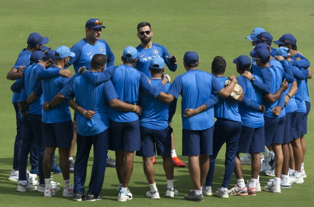 The Indian cricket team's last international commitment before the World Cup was the ODI series against Australia in March.