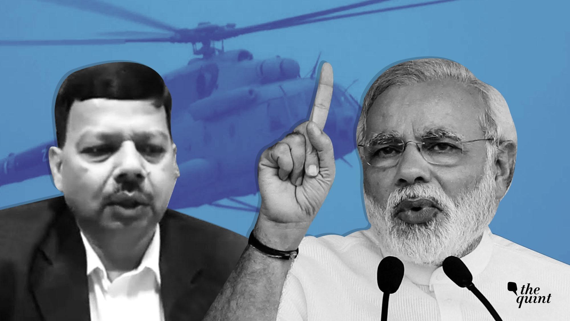 Poll Officer Who 'Checked' Modi's Chopper Transferred to Bengaluru