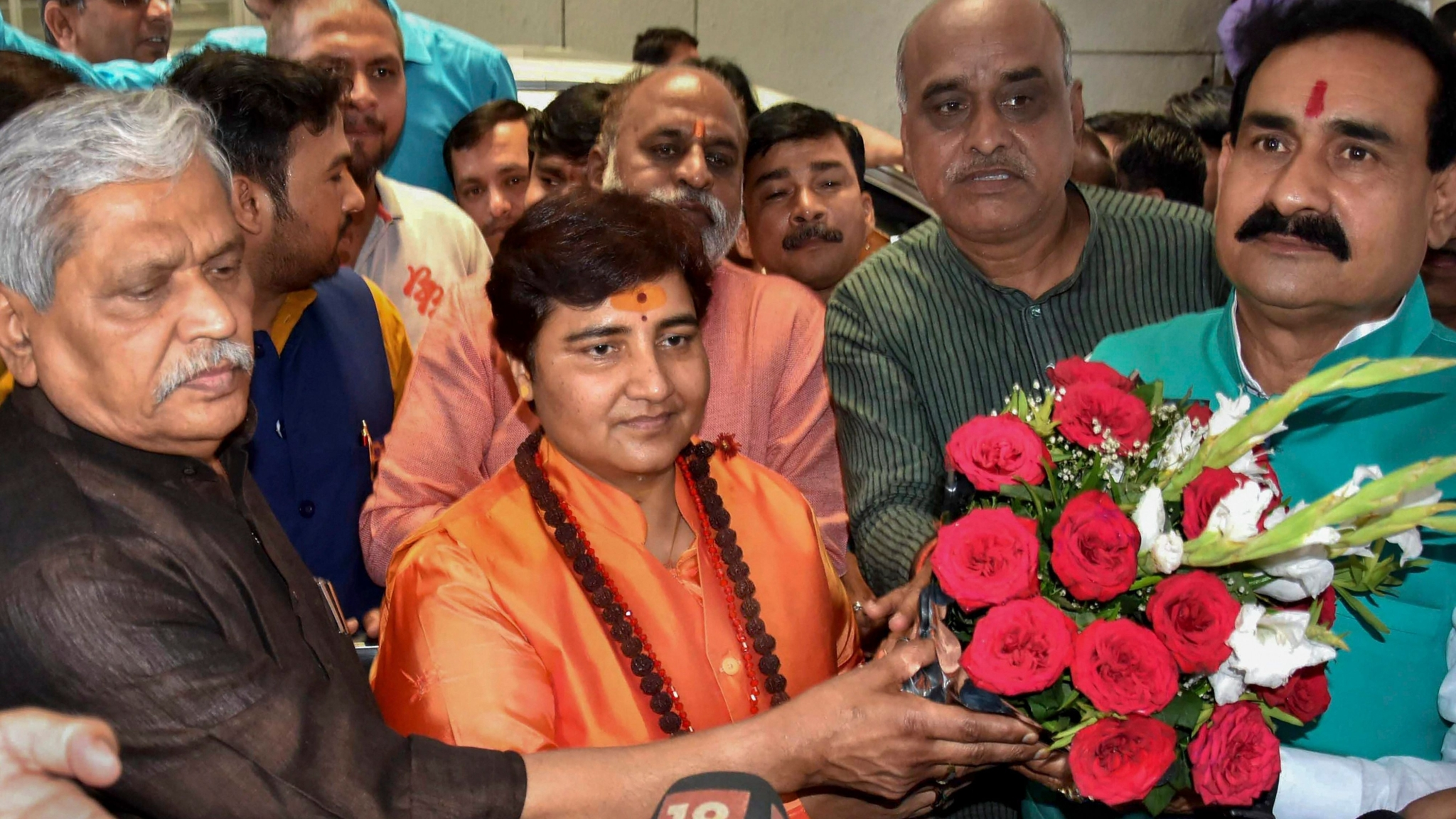 Malegaon Case: Pragya Thakur Gets Exemption From Court Appearance