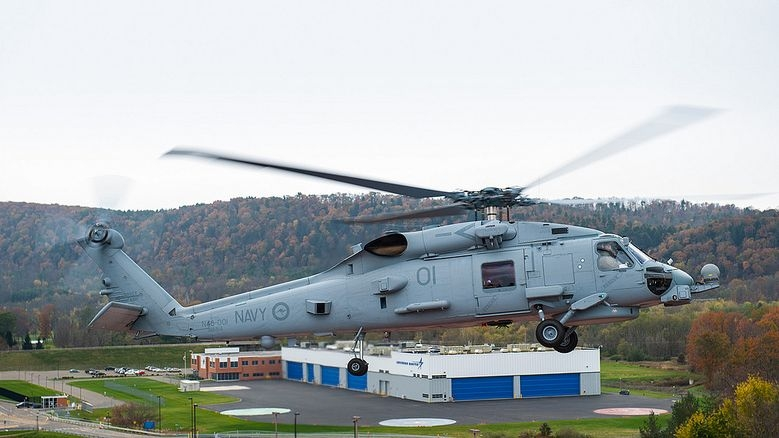 India to Buy 24 MH 60 'Romeo' Seahawk Choppers from US for $2.4 Bn