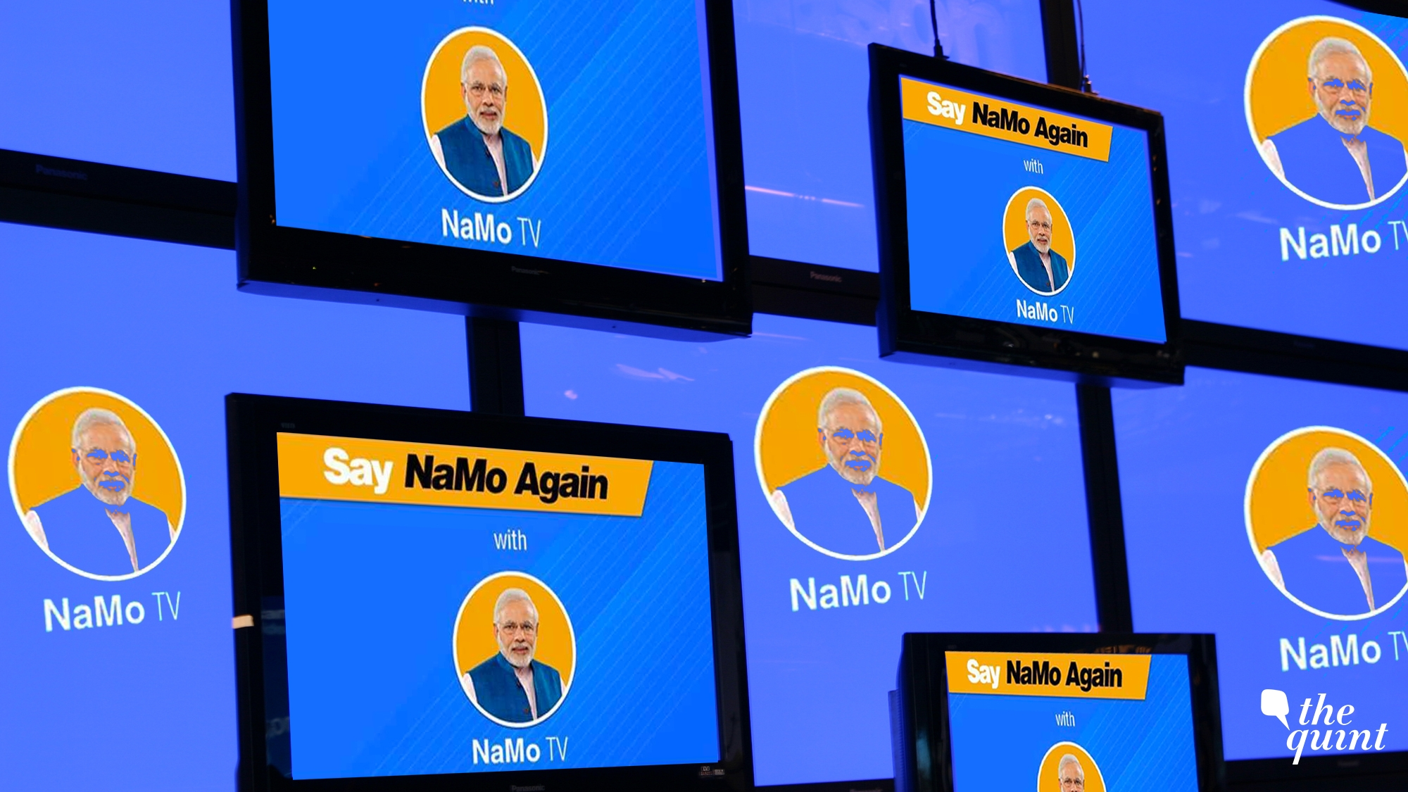 BJP Seeks Permission to Air 'Padman' And 'Toilet' on NaMo TV