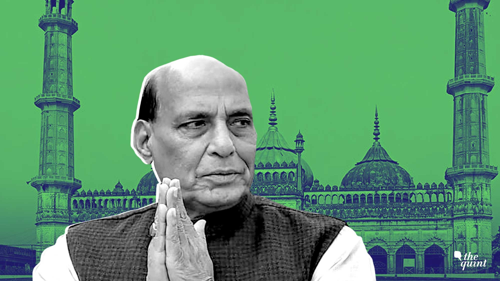 Will Rajnath Singh Secure Lucknow's Shia Muslim Vote This Time?