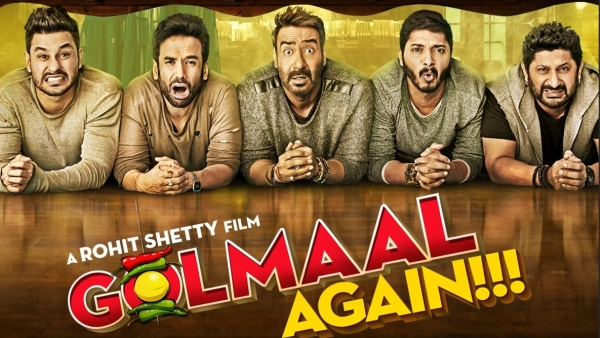 The comedy franchise's animated version is title <i>Golmaal Junior</i>.