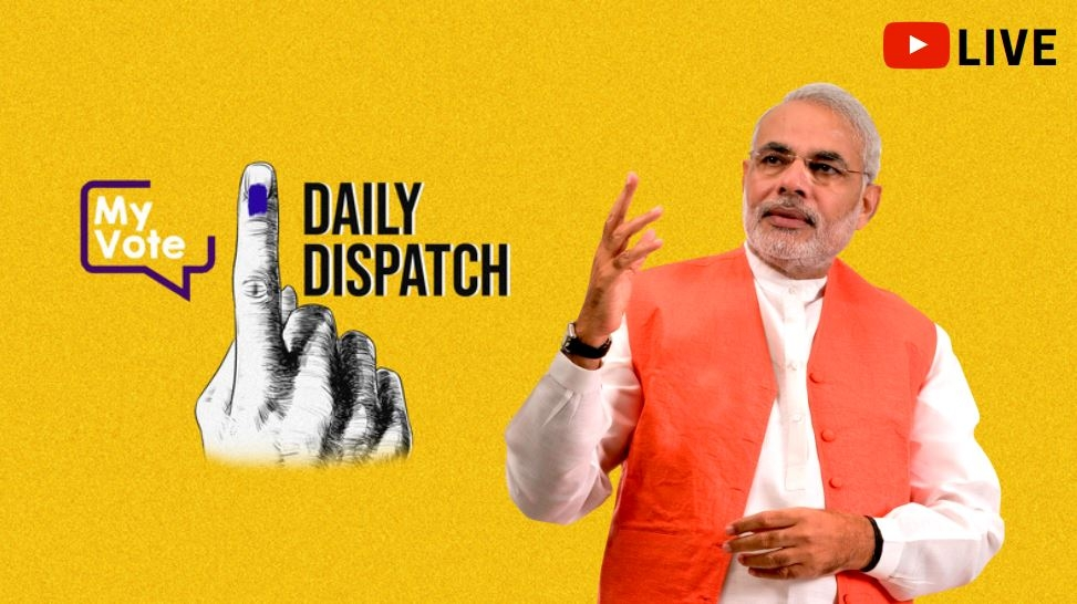 Daily Dispatch: What'll You Ask Modi if He Holds a Press Briefing?