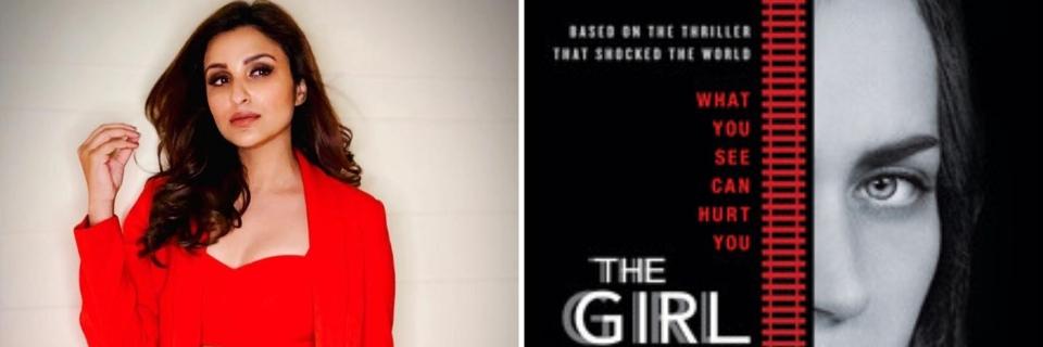 Parineeti Chopra in Hindi Remake of 'the Girl on the Train'