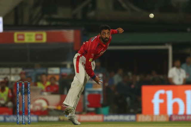 Varun Chakaravarthy was bagged by Kings XI Punjab for Rs 8.4 crore in 2019 Indian Premier League auction.