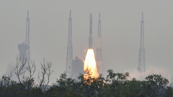 ISRO successfully launched the EMISAT and 28 other foreign satellites on-board the PSLV-C45 from Sriharikota on Monday, 1 April.