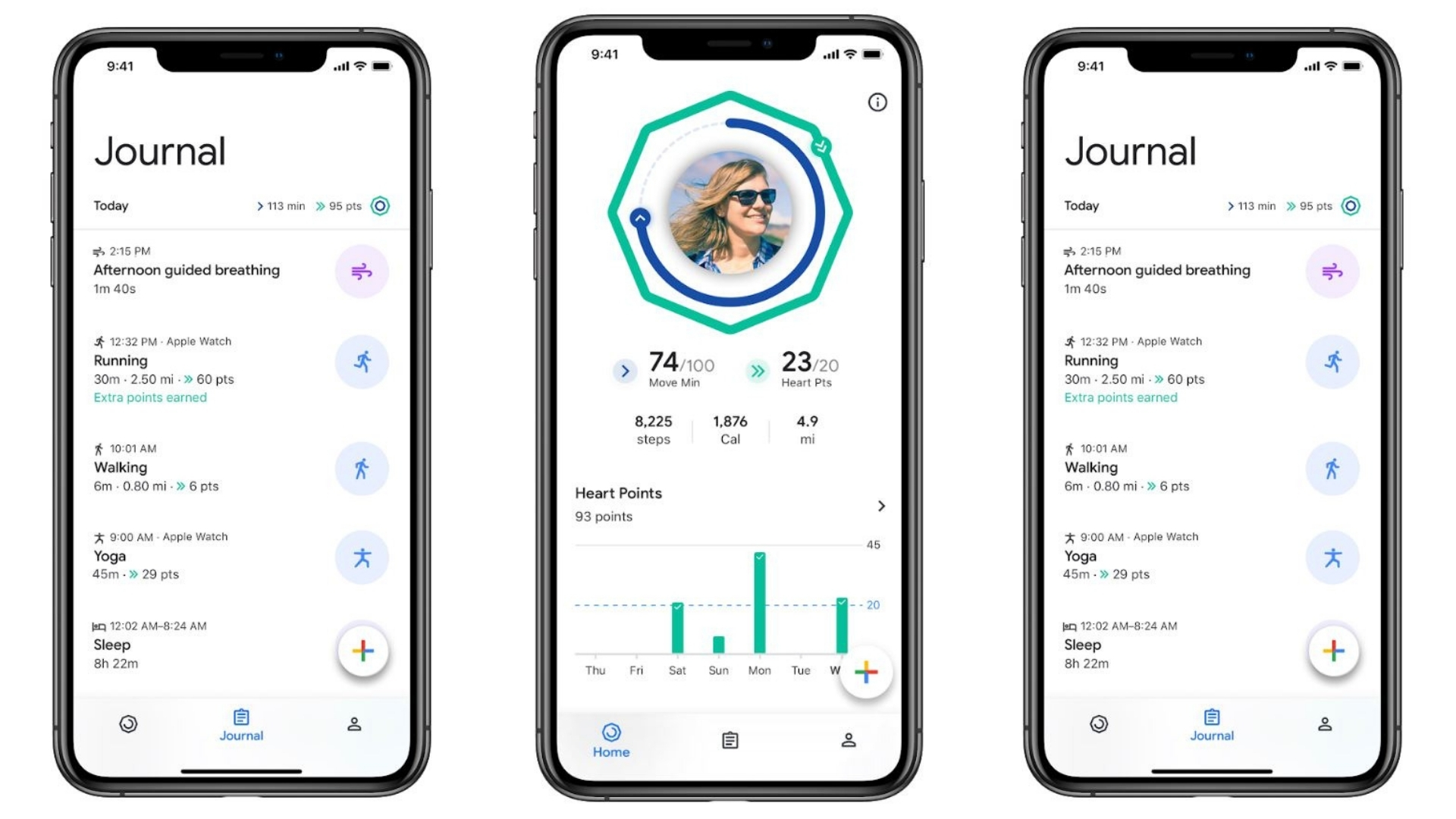 Google Brings its Fitness App to iOS