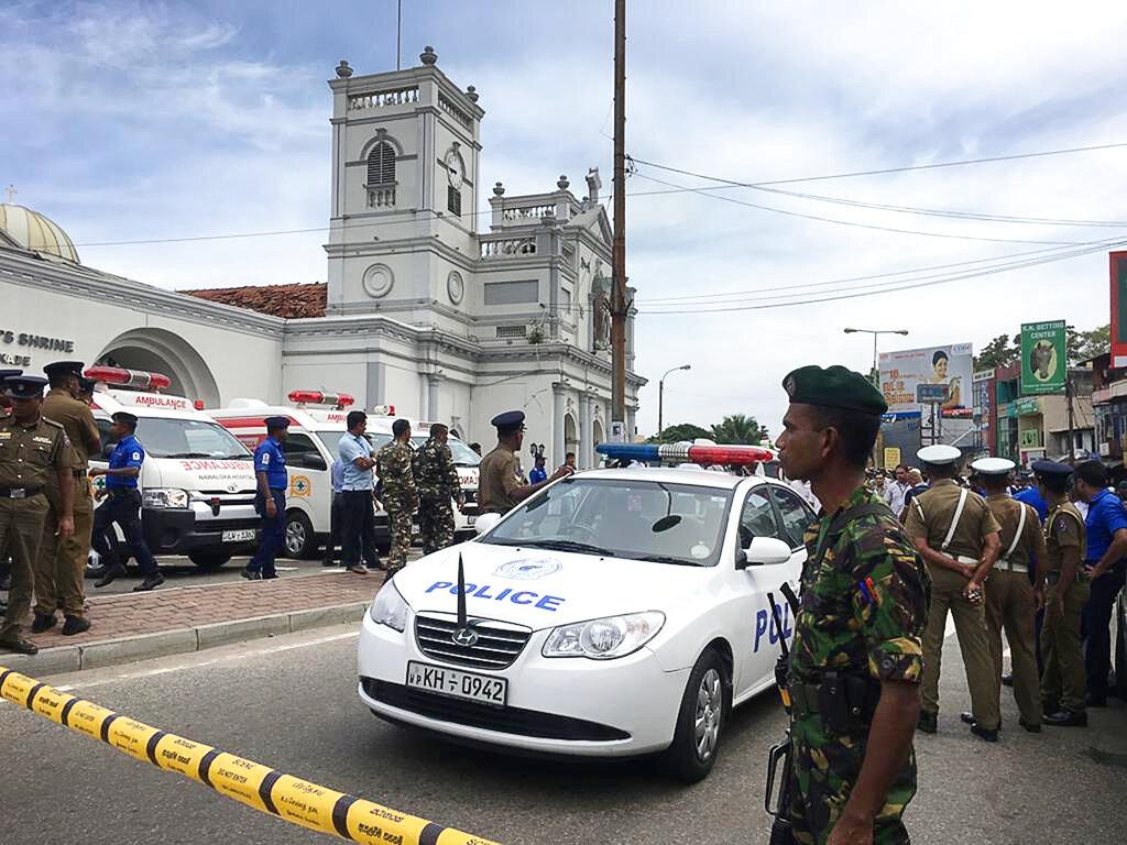 ISIS Made Deal With NTJ to Strike Sri Lanka For Revenge: Sirisena