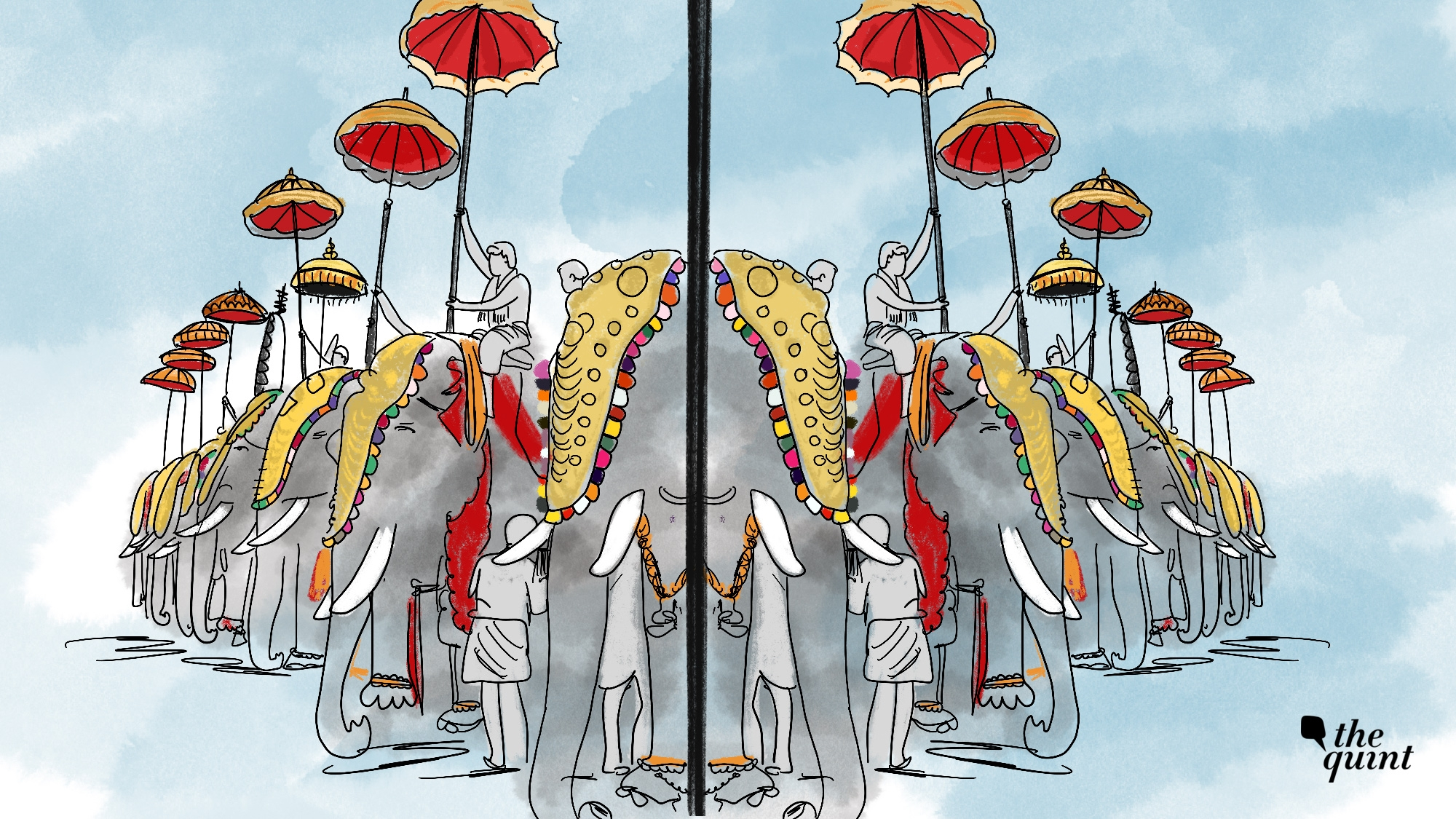 The Malayali Man And His Elephant: A Manufactured Love Story
