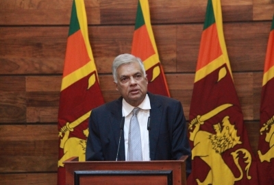 Be ready to tackle Baghdadi's threat: Lanka PM