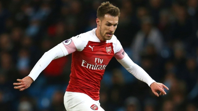 Ramsey has been at Arsenal since 2008 and his contract expires at the end of the season.