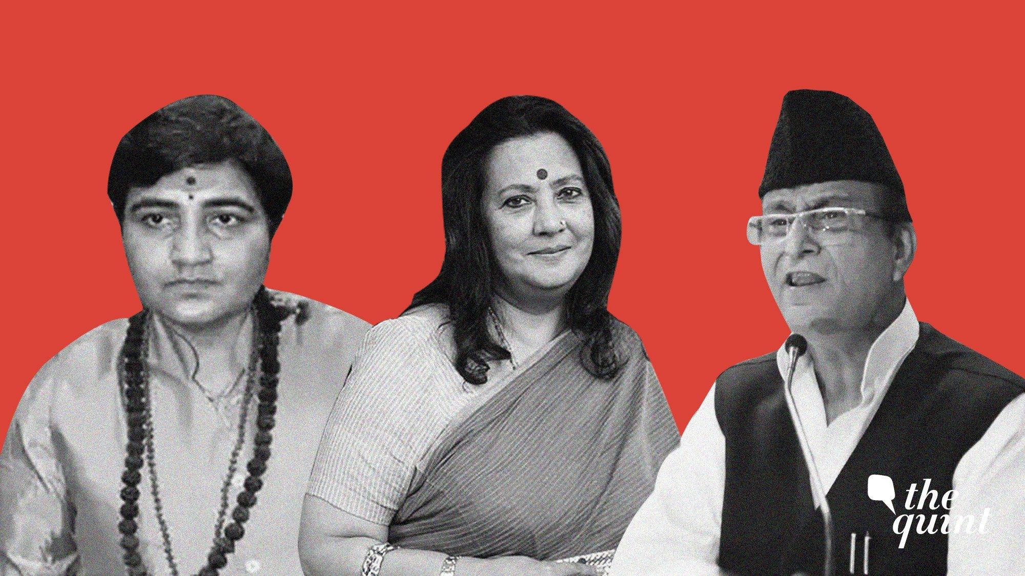 Pragya, Azam Khan, Sen: Those Who Made Headlines With Their Views