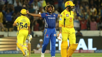 In the IPL 2019 final, Lasith Malinga bowled an excellent last over where he defended nine runs against Chennai Super Kings.