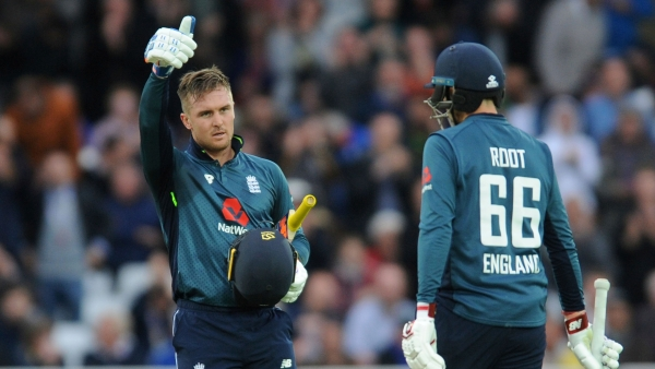 Jason Roy was at a loss to explain how he had scored a match-winning century against Pakistan.