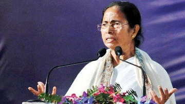 File image of West Bengal CM Mamata Banerjee.